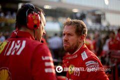 Официально: Ferrari выгнала Феттеля, подписав пилота из команды-конкурента