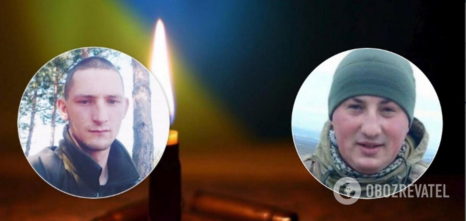 На Донбасі трагічно загинули воїни ЗСУ. Вони захищали Україну до останнього подиху