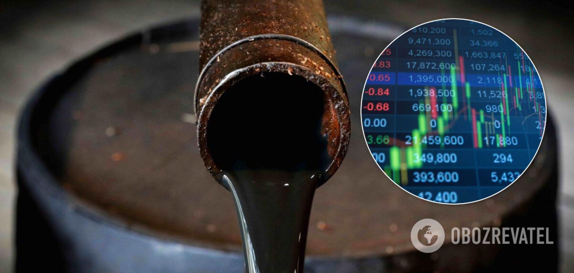 Світові ціни на нафту пробили психологічну позначку