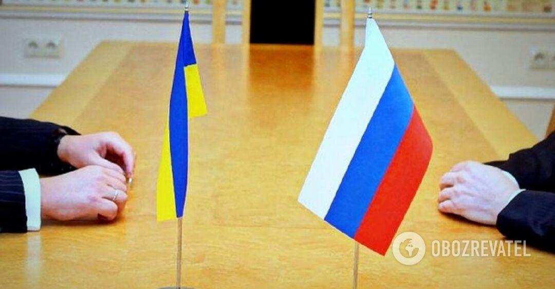 Украина провела очередной раунд переговоров с РФ по Донбассу: детали