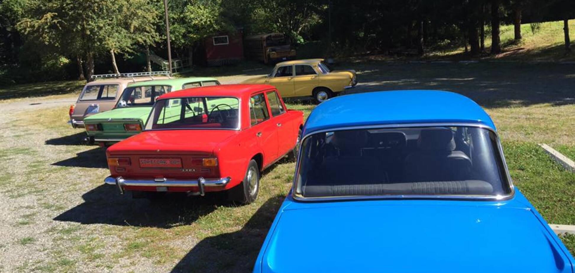 В это сложно поверить: сколько стоят советские авто в США