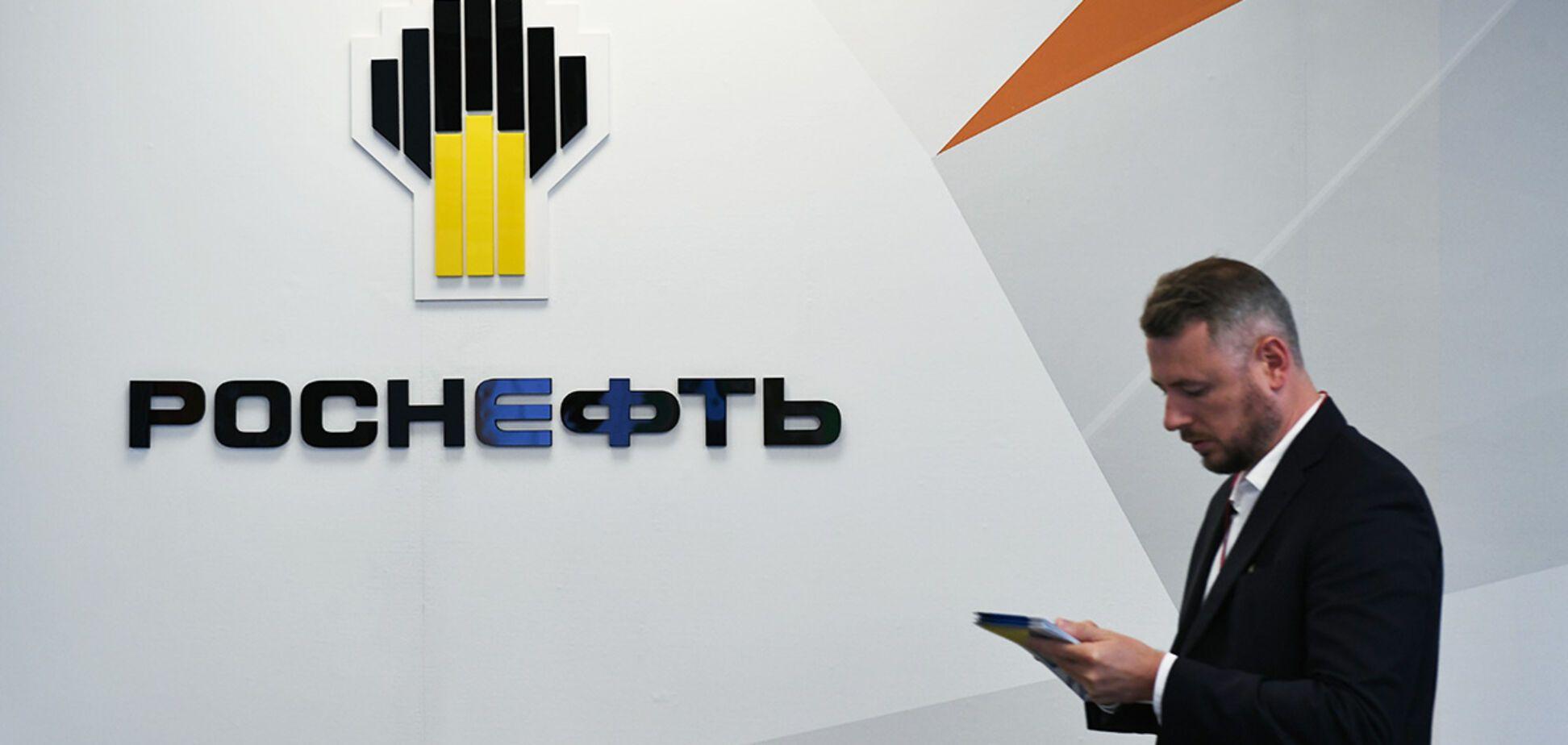 'Газпром' и 'Роснефть' терпят многомиллиардные убытки