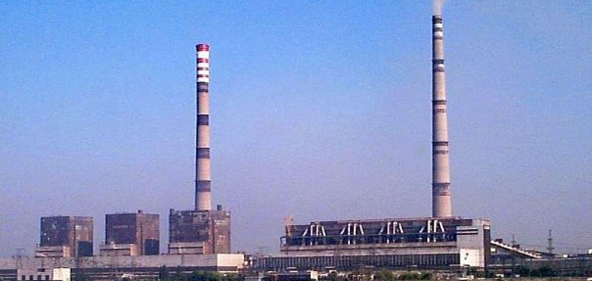 'Центренерго' почало використовувати газ замість вугілля держшахт уже на другій своїй ТЕС