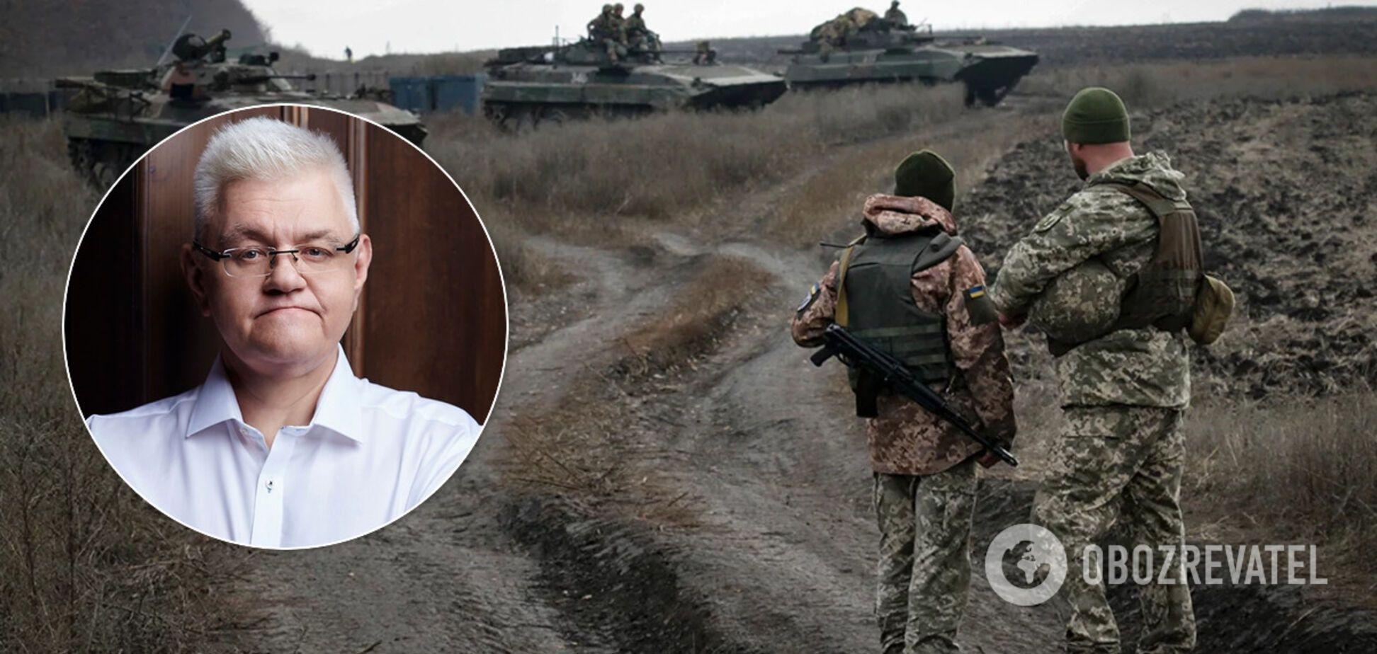 Сивохо снова заявил о гражданской войне на Донбассе: есть три 'слоя'