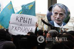 Крым массово заселяют россиянами. Повторяется трагедия 1944 года – Мустафа Джемилев