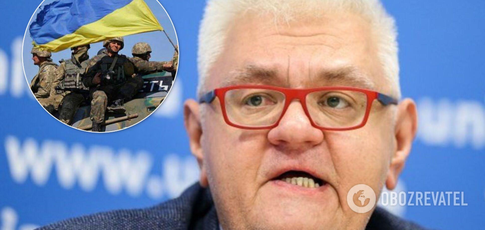 Сивохо звинуватив українську армію в мародерстві на Донбасі