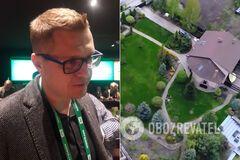 Журналисты нашли дом Баканова под Киевом