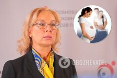 Сколько еще детей суррогатные матери в Украине вынашивают для иностранцев: Денисова назвала цифры