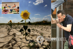 Украину ждет засуха и заморозки: синоптики дали прогноз погоды на май