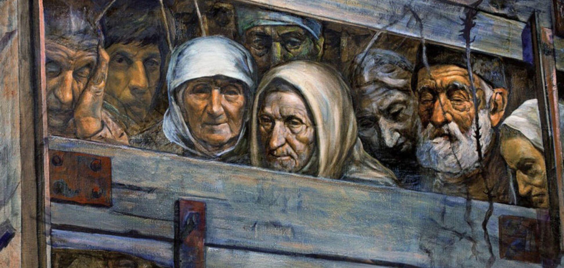 Память о депортации крымских татар может разрушить все, на что опирается современная Россия