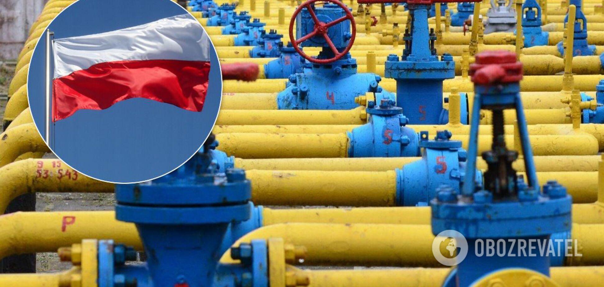 Польща відмовила Путіну у новій угоді з транзиту газу до Європи