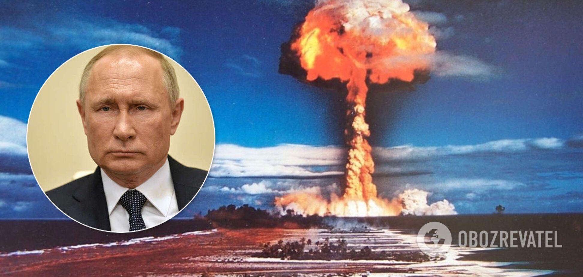 В России спрогнозировали последствия ядерного конфликта со США