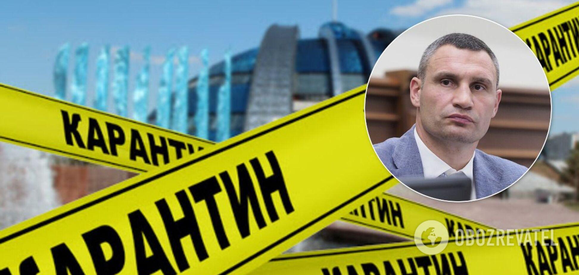 Коли в Києві відкриють ТРЦ: Кличко назвав умови
