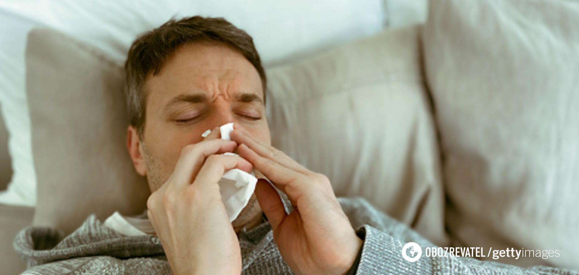 Врачи назвали самый серьезный симптом коронавируса