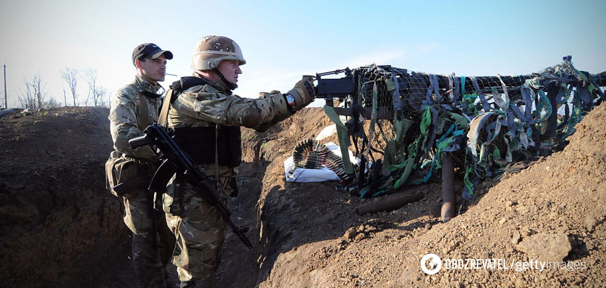 ЗСУ відбили підлу атаку окупантів на Донбасі: є поранені
