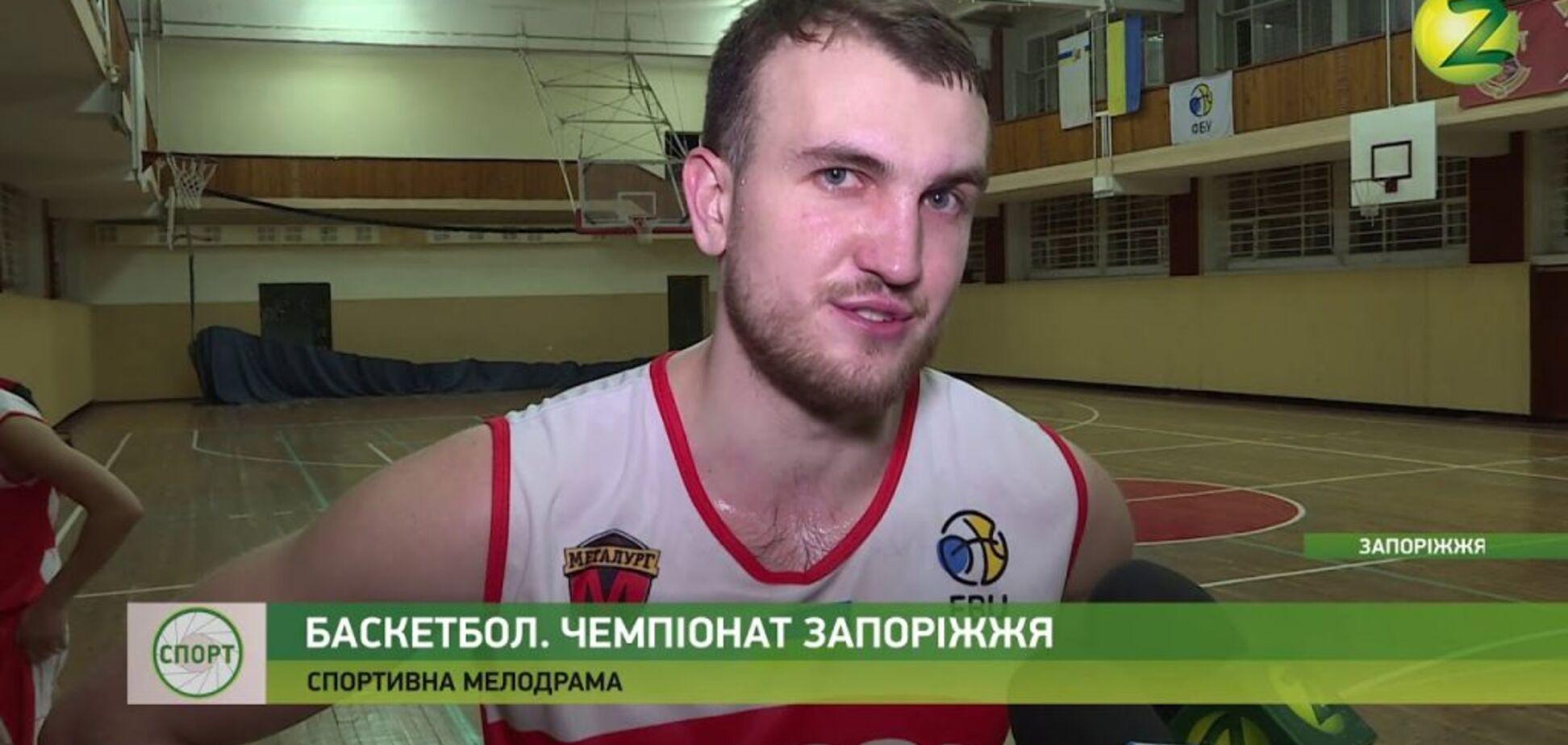 Украинский баскетболист Сергей Мясоедов впал в кому после падения с велосипеда