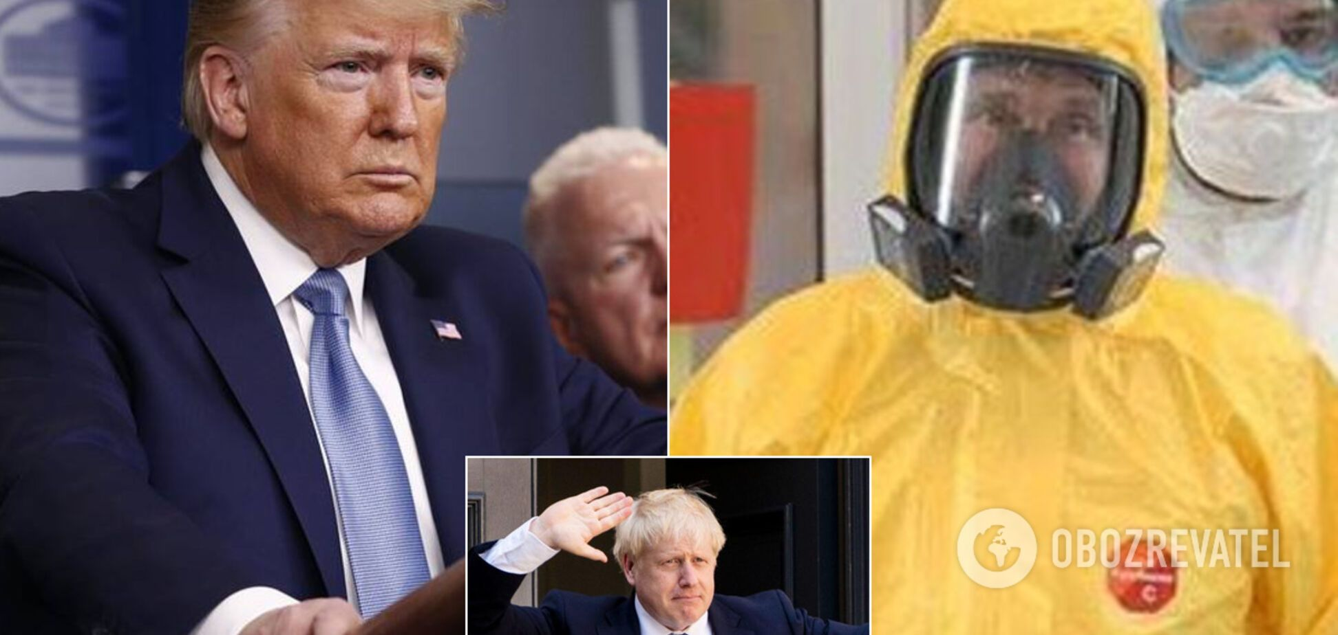 The Gurdian отчитала Путина, Трампа и Джонсона за 'мачизм' в период пандемии