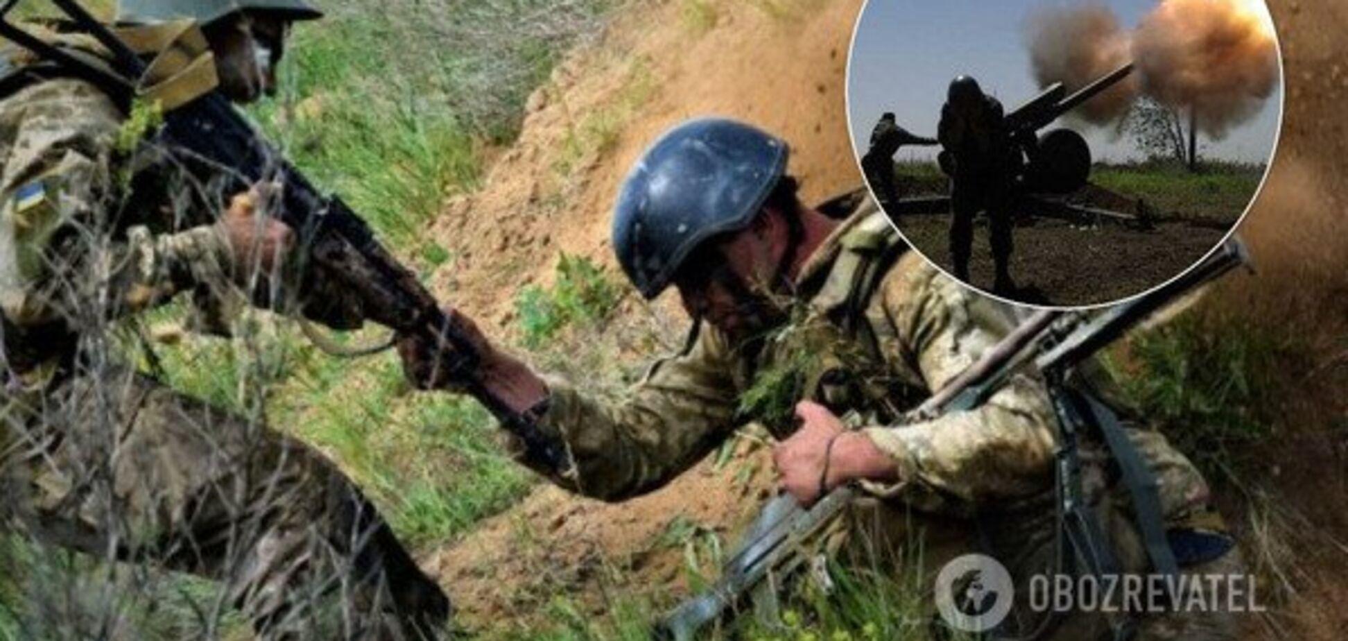 Офіцер ЗСУ розповів про жалюгідну ситуацію зі зброєю на Донбасі