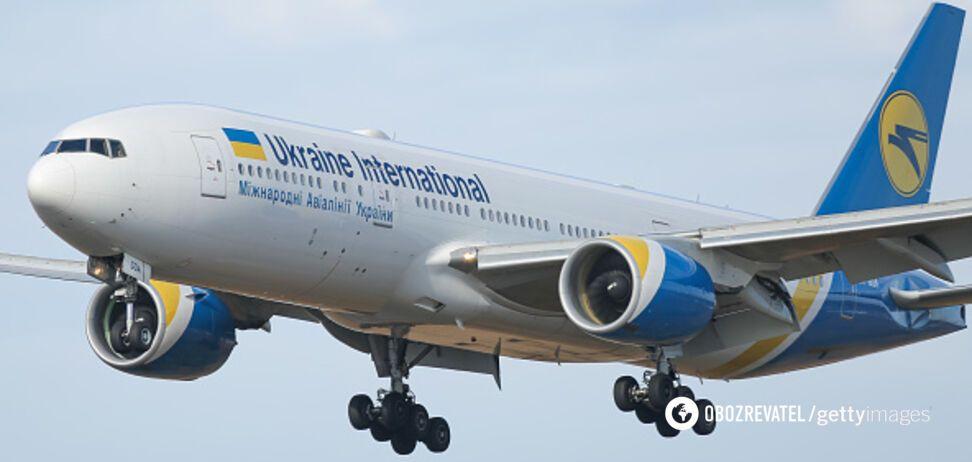 У МАУ назвали можливу дату відновлення польотів