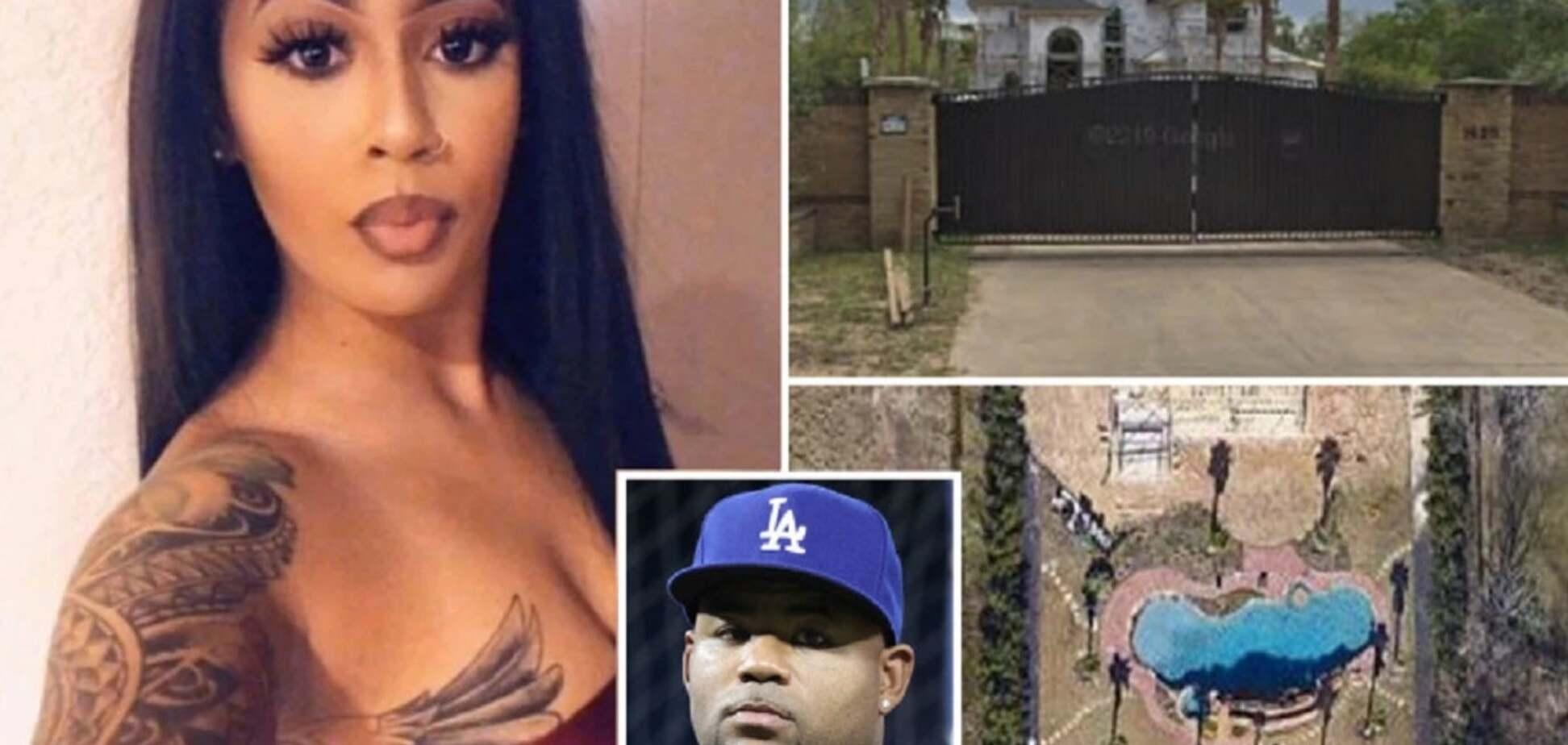 У будинку ексзірки MLB Карла Кроуфорда потонули жінка і 5-річна дитина