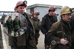 В 'ЛНР' после бунта шахтеров из-за зарплаты закрыли шахту