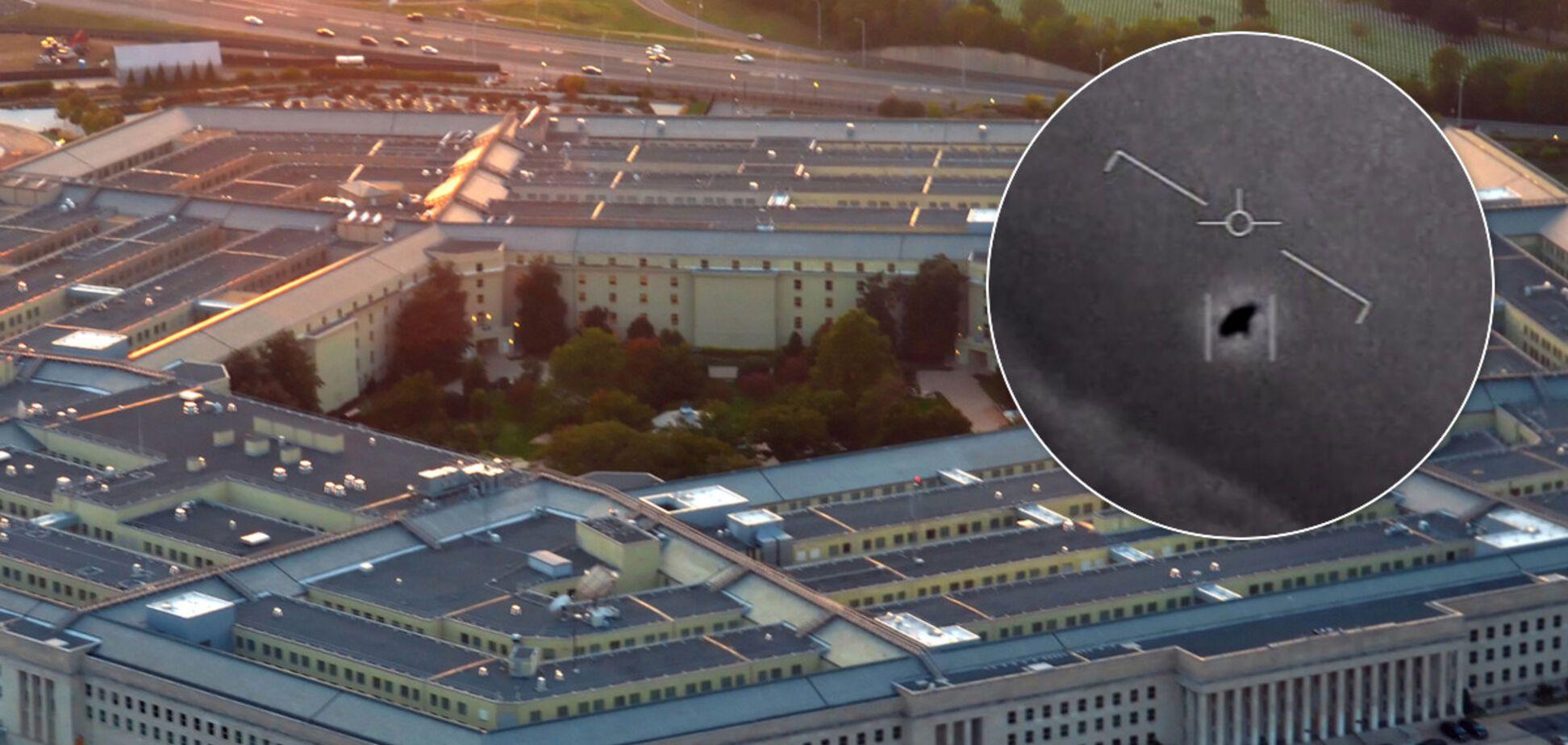 У США розсекретили нові відео зустрічей з НЛО: пілоти описали транспорт 'прибульців'