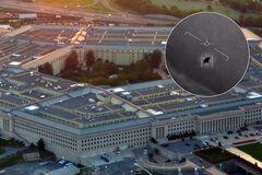 В США рассекретили новые видео встреч с НЛО: пилоты описали транспорт 'пришельцев'