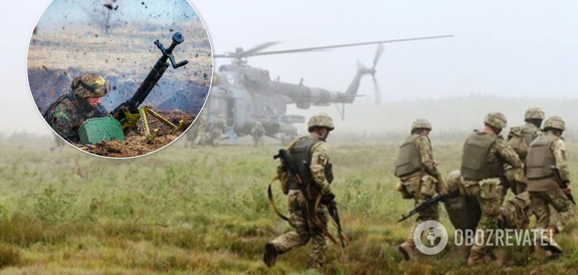 Війська Росії розпалили криваві бої на Донбасі: багато поранених і вбитих