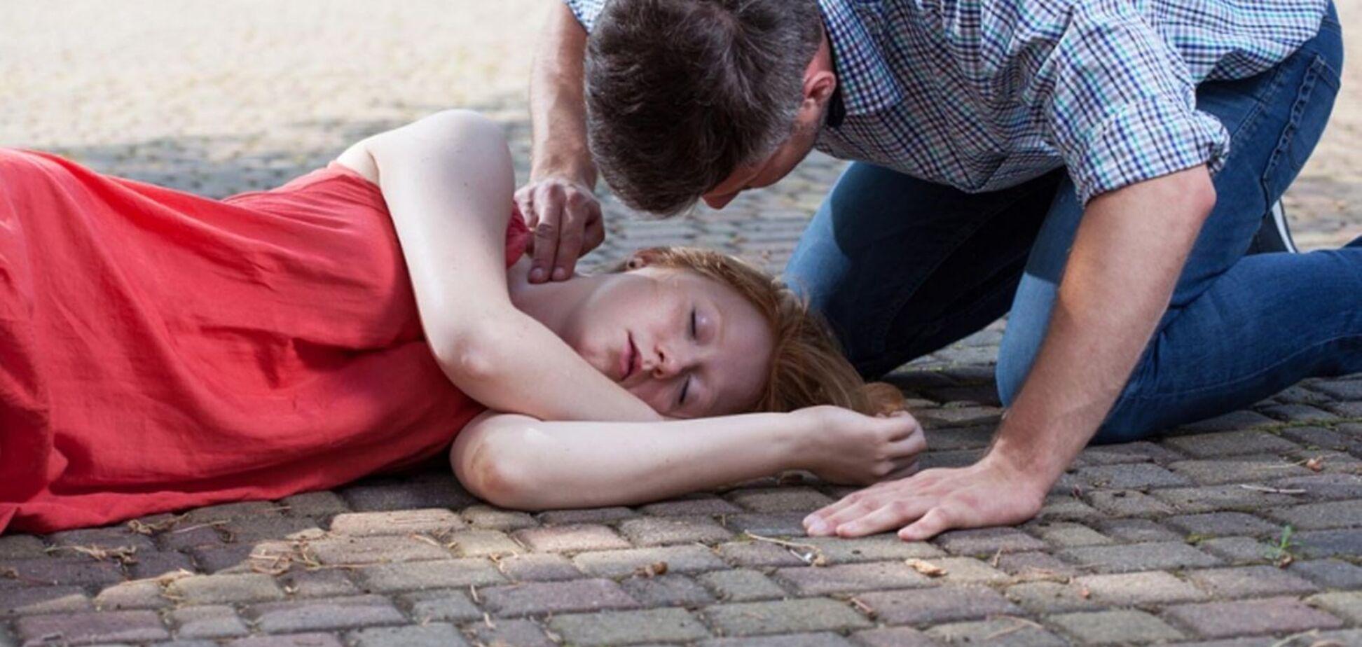 У Кривому Розі поліцейські врятували дівчинку з нападом епілепсії
