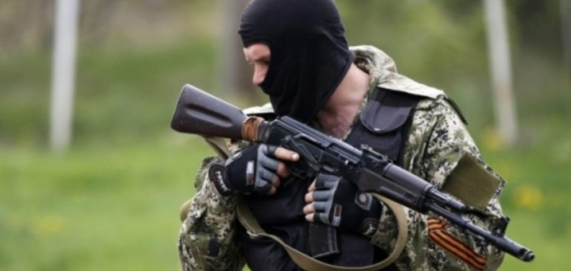 Терорист Л/ДНР