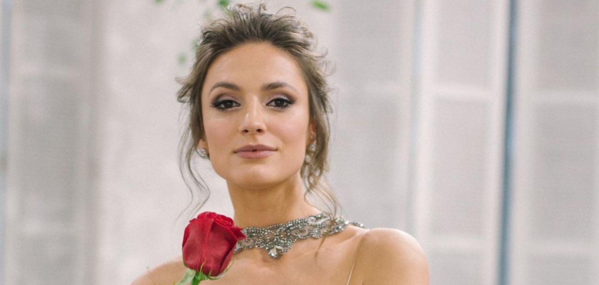 Финалистка шоу 'Холостяк-10' Дана Оханская заинтриговала рассказом о свадебном платье