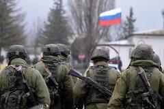 Аннексия Крыма началась задолго до появления российского спецназа
