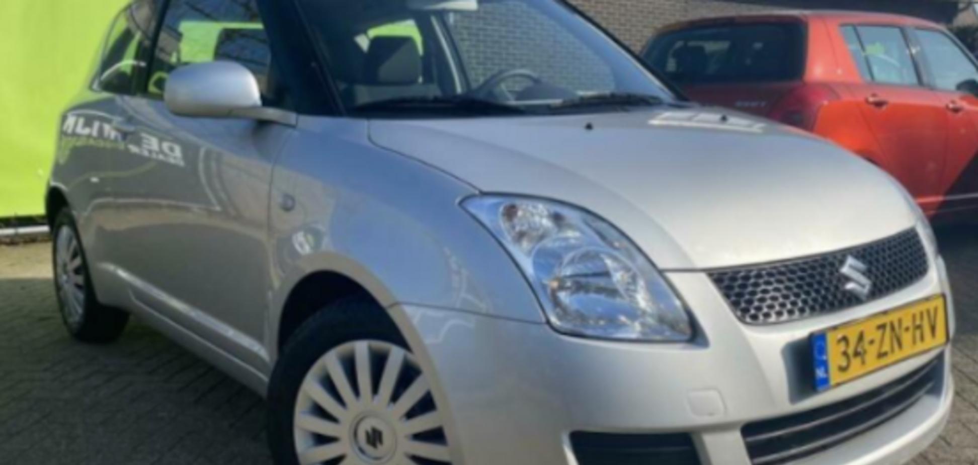 Новий Suzuki Swift за 7000 євро привернув увагу автоекспертів