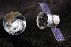 NASA засняли тайфун из космоса: масштабы явления поражают