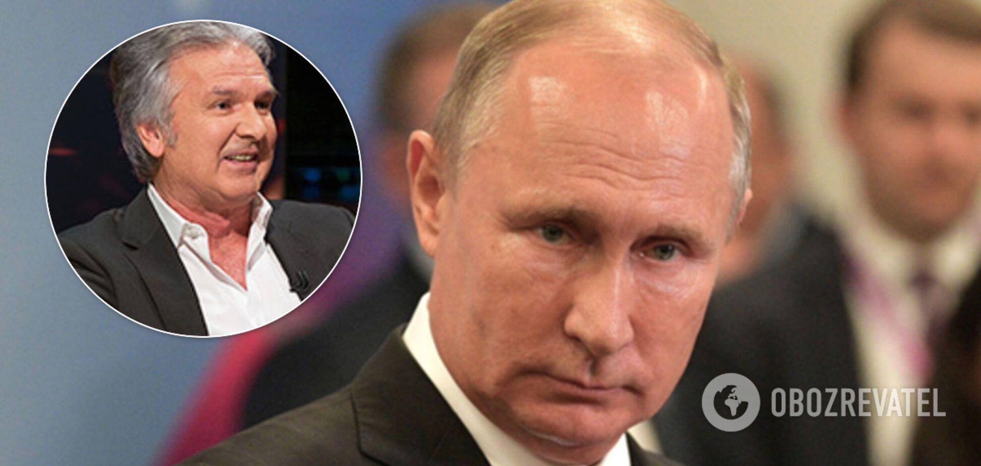Озвучено сценарій виведення президента РФ із влади: йому загрожує розправа