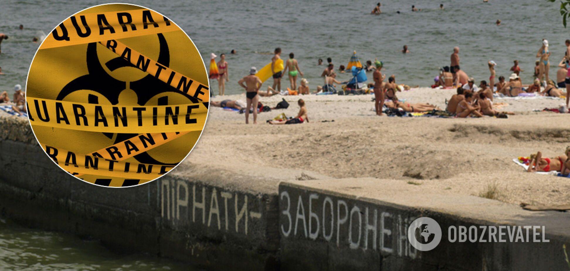 Курортний сезон в Одесі під загрозою зриву: COVID-19 набирає обертів, місто можуть 'закрити'