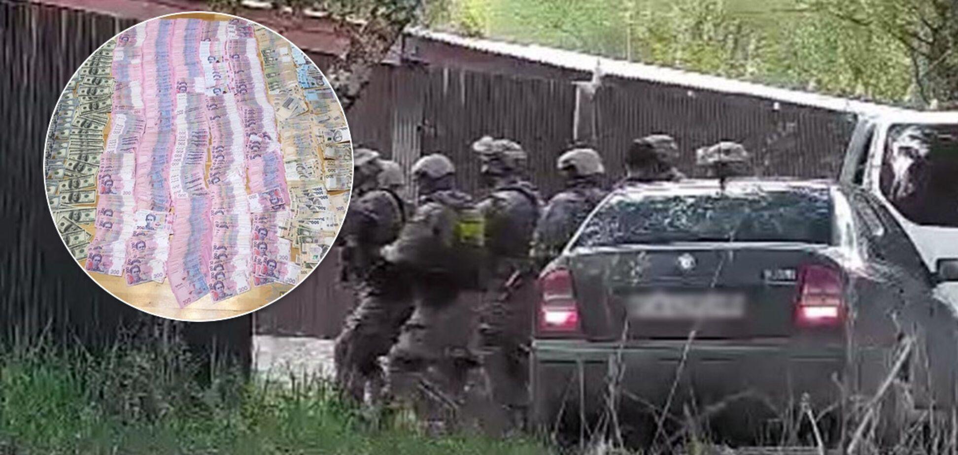На Кременчуцькому водосховищі затримали ОЗУ браконьєрів: керував ексспівробітник МВС