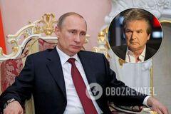Однокурсник Путіна акцентував на провалі президента РФ