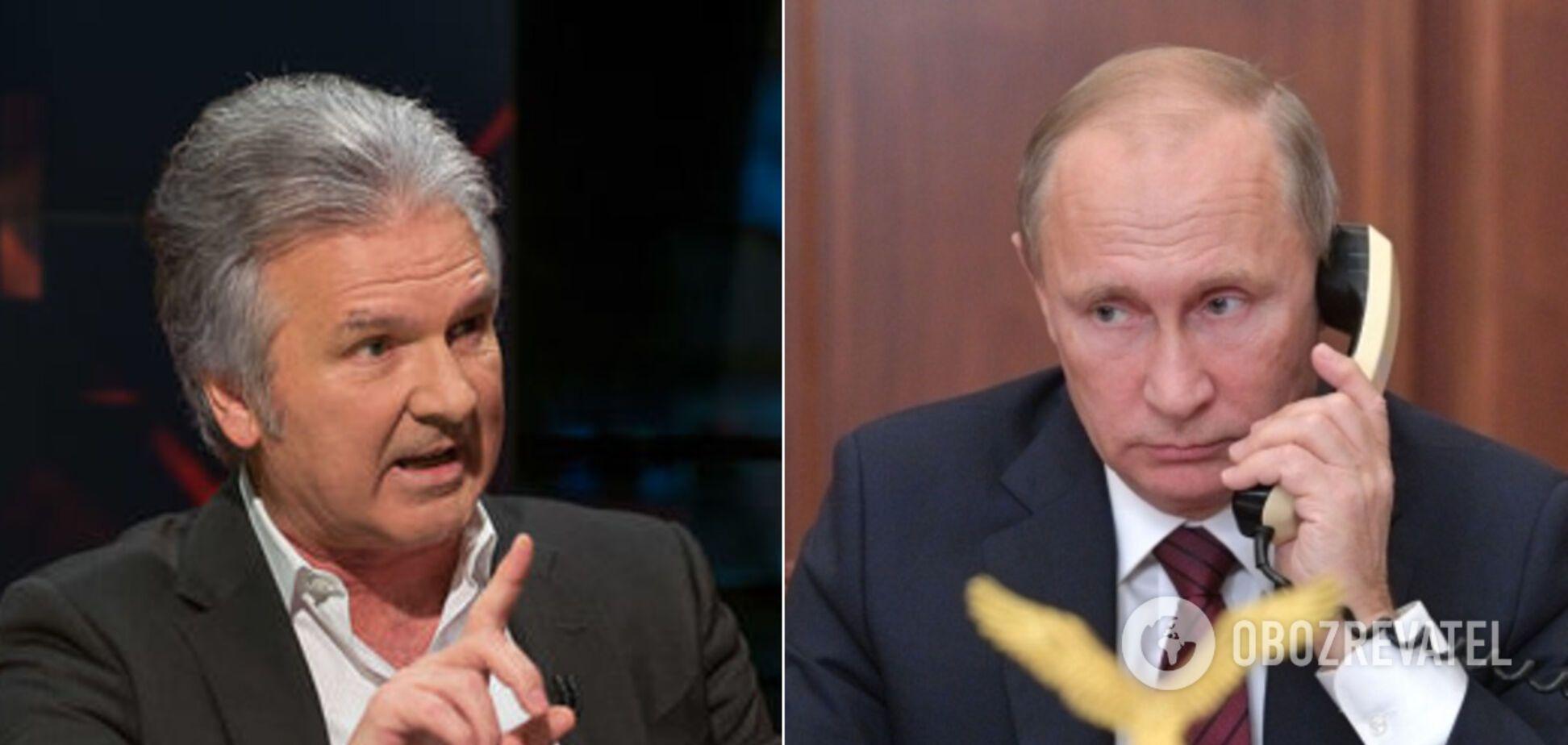 Якщо Путін піде: у Росії спрогнозували варіанти зміни влади