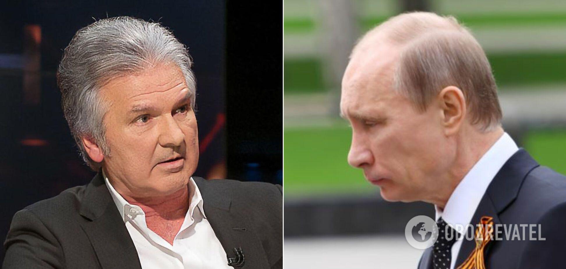 Однокурсник Путіна розсекретив його можливу хворобу