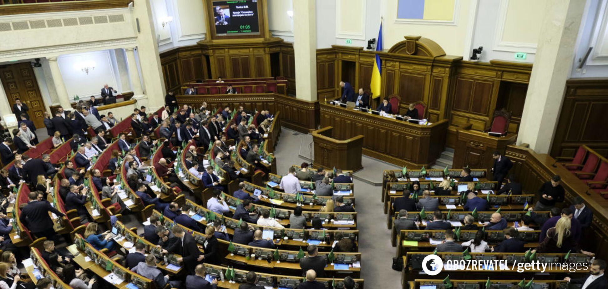 Законопроект о двойном гражданстве завернули в Раде