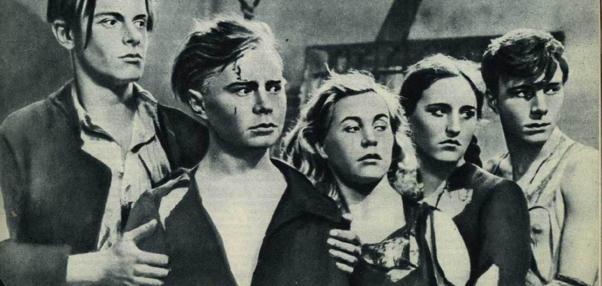 'Молодая гвардия' – миф кремлевской пропаганды, или История, которой не было...