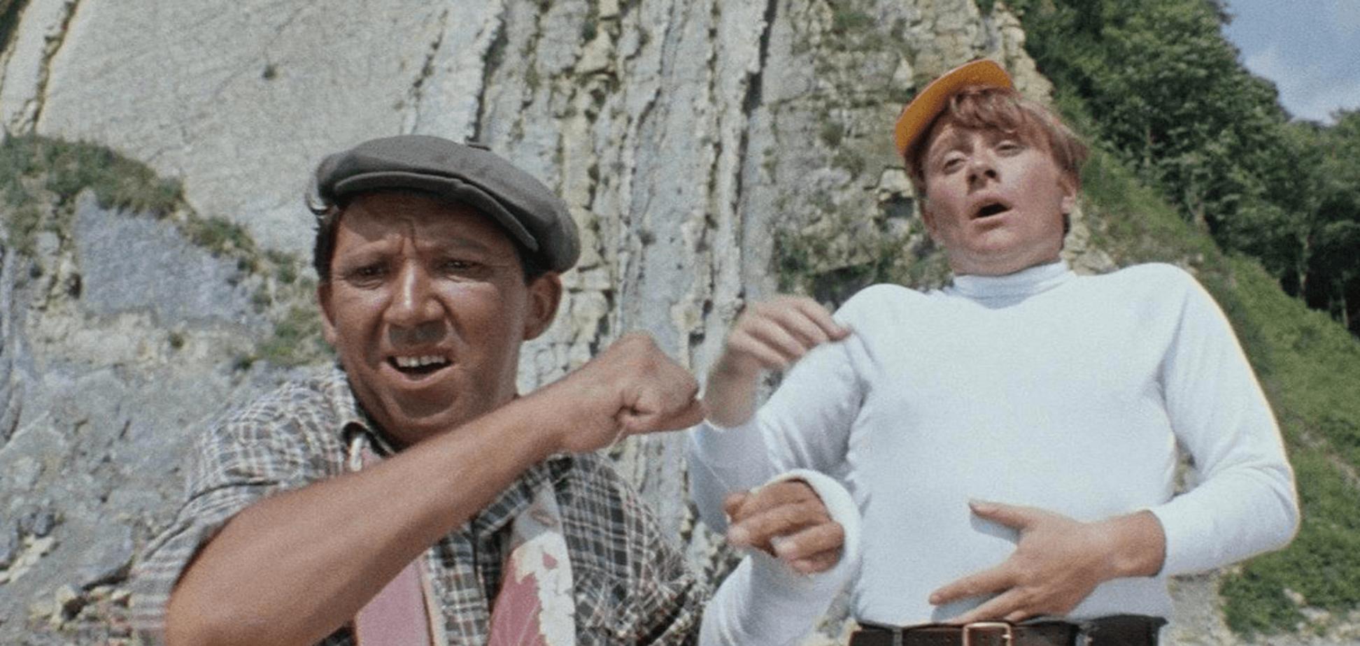 Де знімали знамениту риболовлю з 'Діамантової руки': фото 50 років по тому