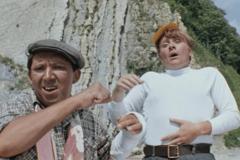 Где снимали знаменитую рыбалку из 'Бриллиантовой руки': фото спустя 50 лет