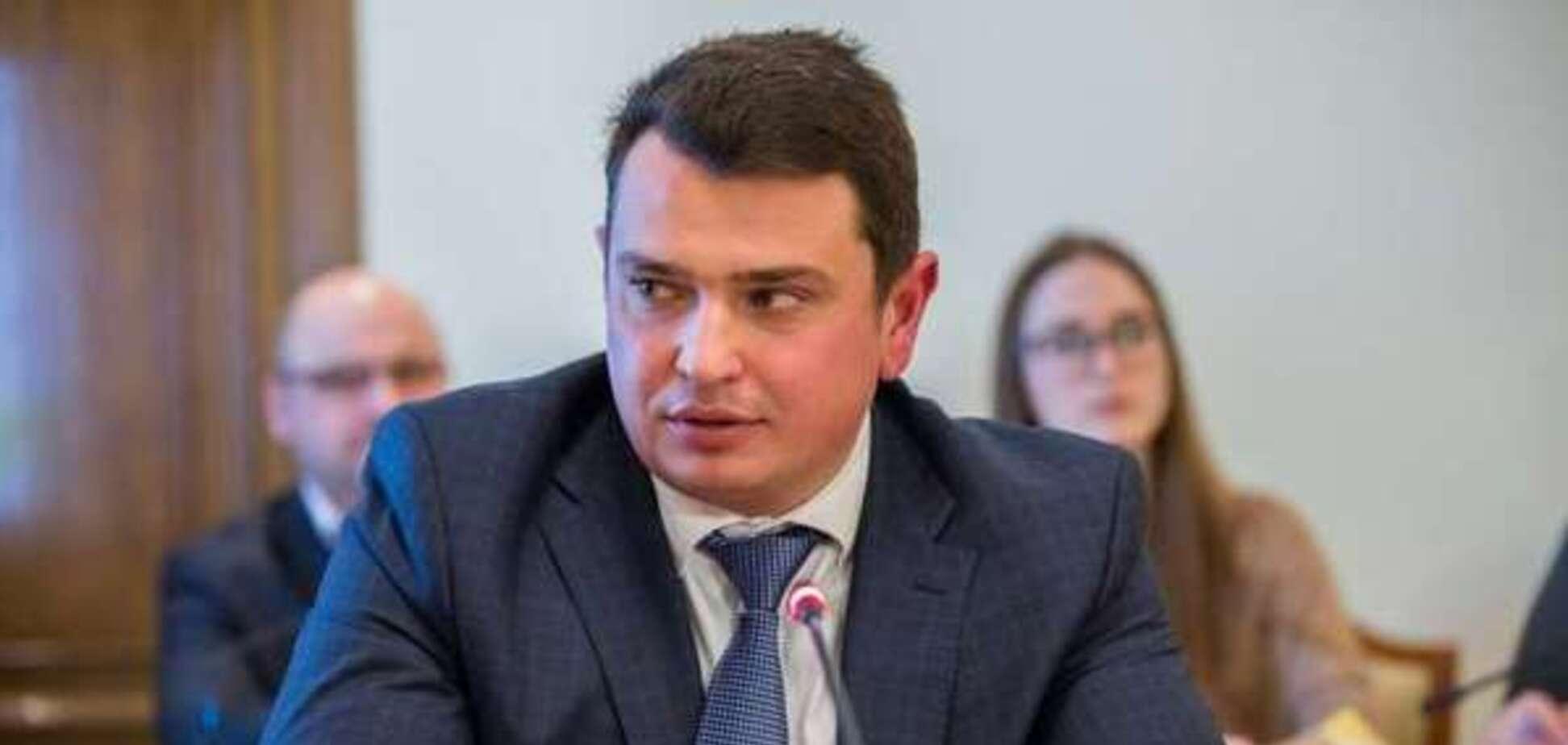 Сытник внес в декларацию земельный участок в Крыму, который продал россиянам