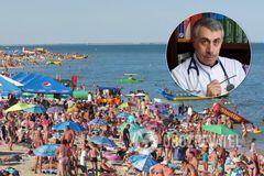 Комаровский дал прогноз по отдыху на море для украинцев