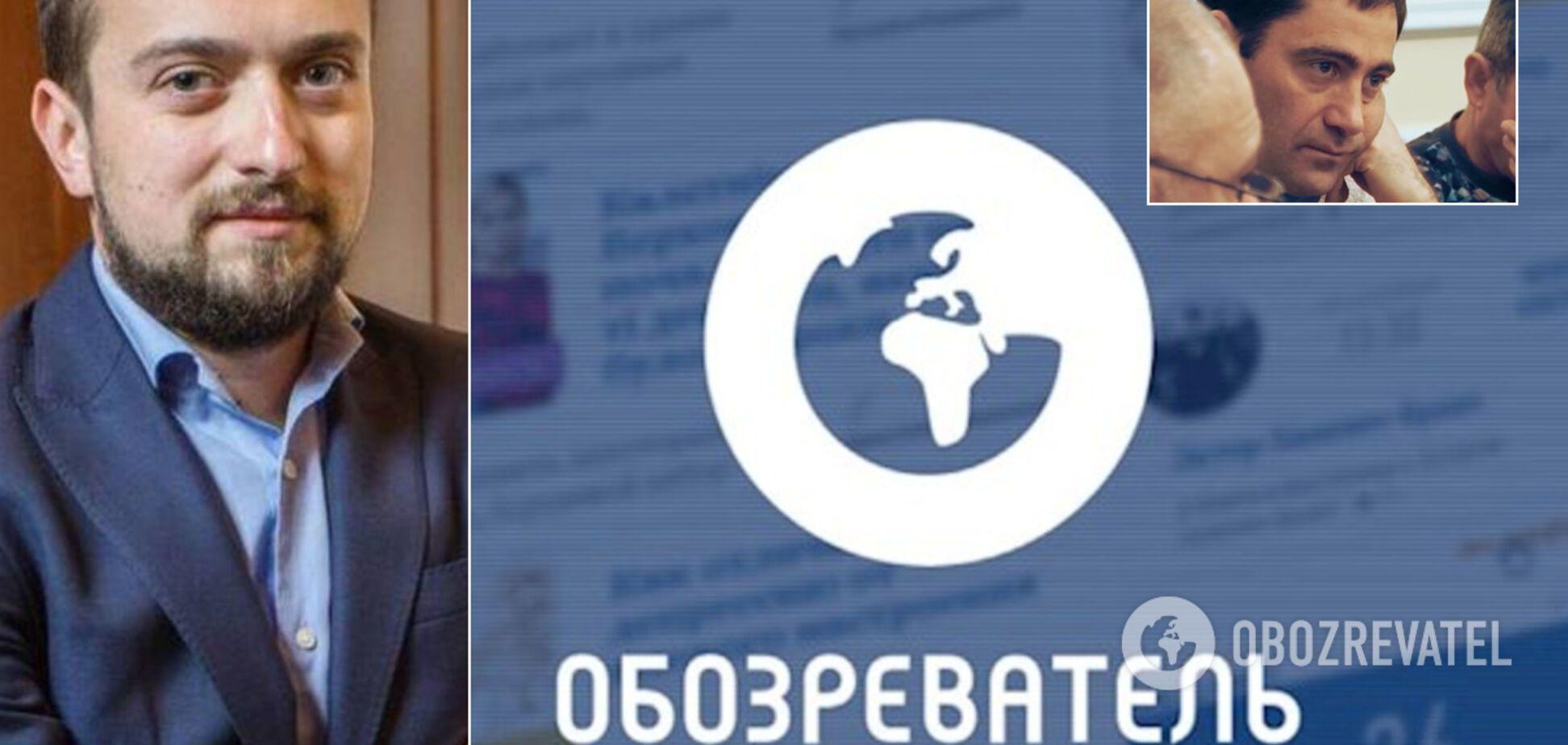 Кибератака на OBOZREVATEL. Господин Зеленский! Баум и Тимошенко пустили коронавирусные деньги на борьбу со свободой слова