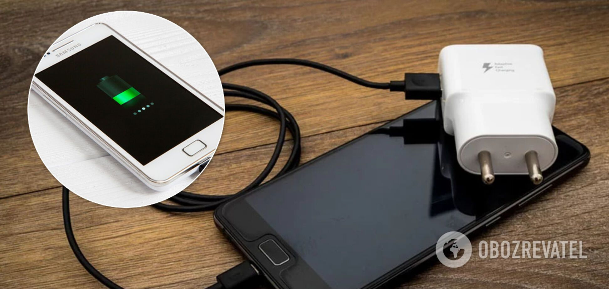 Як правильно заряджати смартфон в перший раз: інструкція від вчених