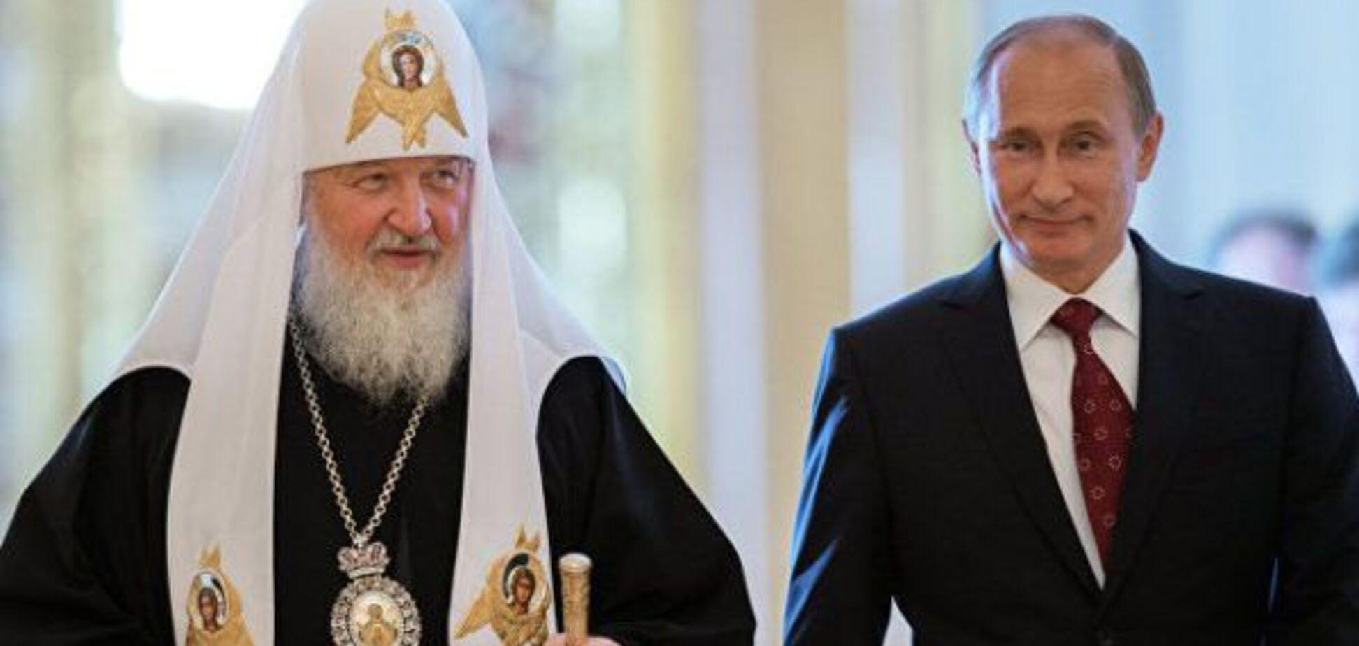Патриарх Кирилл заметно теряет влияние в РПЦ