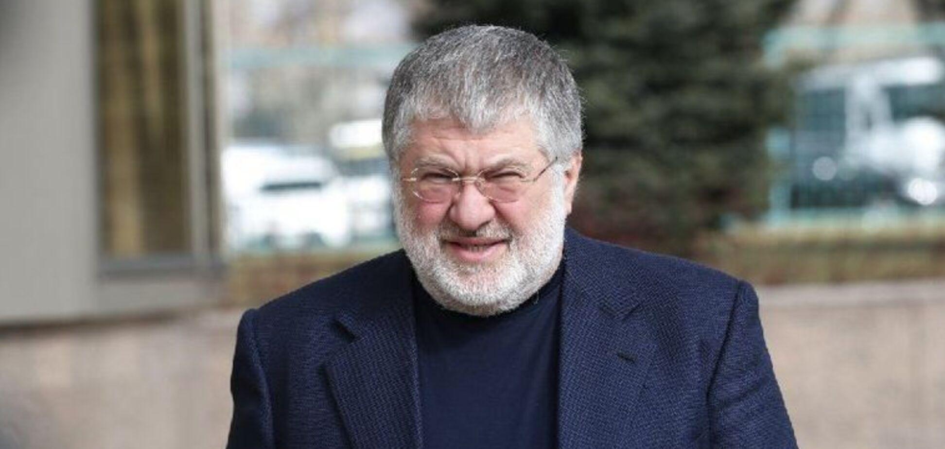 Коломойський прокоментував можливу підозру у справі ПриватБанку